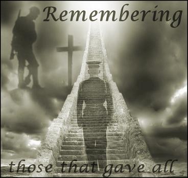 RememberingThoseThatGaveAll